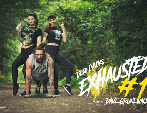 Exhausted #1: Metal Heads, es geht los!